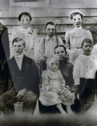 Silas and Ida Goree Family