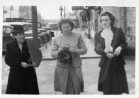 1944-45 Hester G. Gibson, Gladys Chappell, Mary Belle Gibson